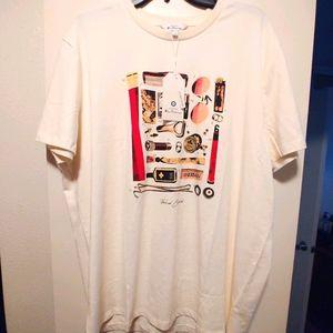 NWT Ben Sherman Festival Essentials T-shirt XL